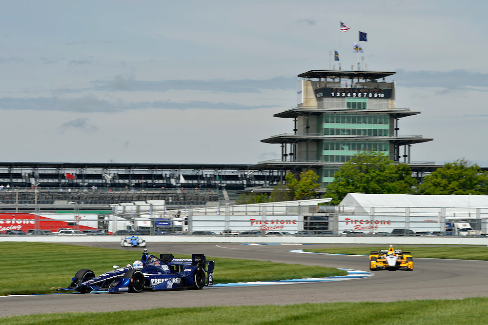 12-14 May, 2016, Indianapolis, Indiana, USA<br /> Josef Newgarden<br /> &copy;2016, Scott R LePage <br /> LAT Photo USA