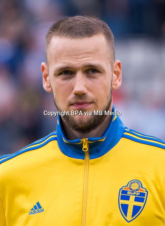 Uefa - World Cup Fifa Russia 2018 Qualifier / <br /> Sweden National Team - Preview Set - <br /> Alexander Milosevic
