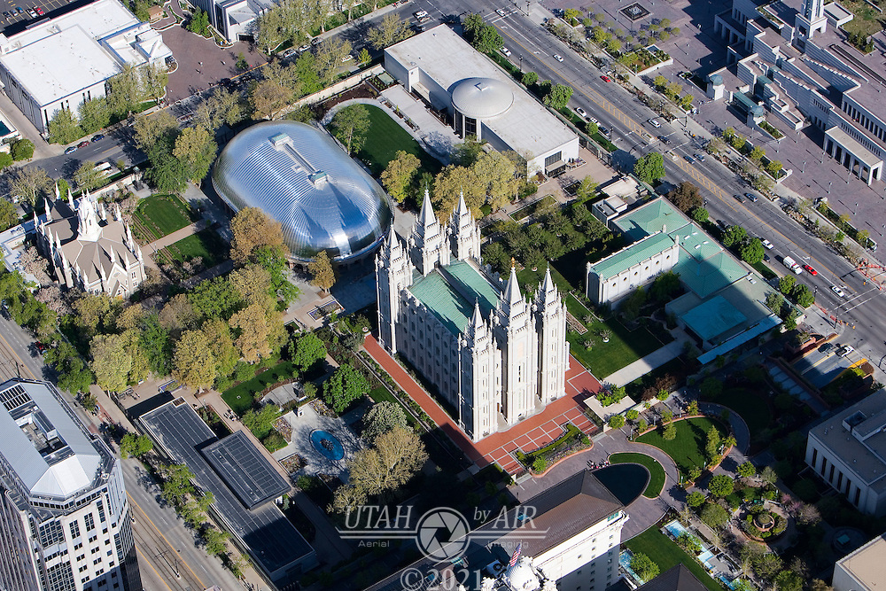 Salt Lake Temple & Temple Square