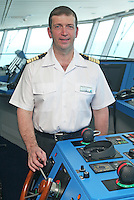 Celebrity Eclipse launch photos..Captain Panagiotis Skylogiannis