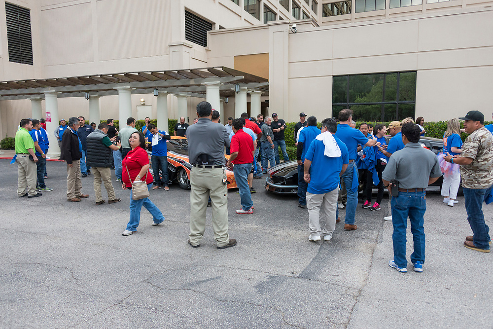 Photograph from the 2018 Houston Apartment Maintenance Mania event held at the Marriott Westchase on Thursday, April 5, from 8 a.m. to 1 p.m.