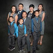 Macie Chervunkong Family Portraits 081317