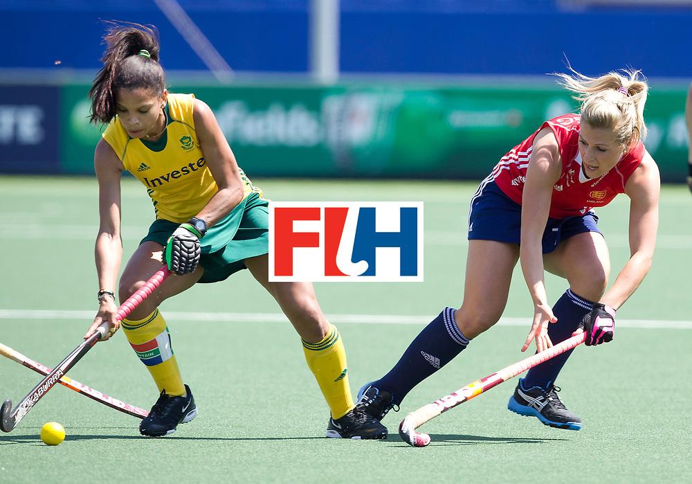 THE HAGUE - South Africa (RSA) vs England. COPYRIGHT KOEN SUYK