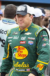 June 10, 2018 - Brooklyn, Michigan, U.S - NASCAR driver RYAN NEWMAN (31) walks in the pit area at Michigan International Speedway. (Credit Image: © Scott Mapes via ZUMA Wire)