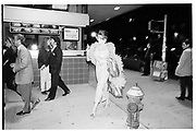 1992 East Village, New York.  -DO NOT ARCHIVE-© Copyright Photograph by Dafydd Jones. 248 Clapham Rd. London SW9 0PZ. Tel 0207 820 0771. www.dafjones.com.