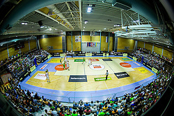 Arena during friendly basketball match between National teams of Slovenia and Georgia in day 2 of Adecco Cup 2014, on July 25, 2014 in Dvorana OS 1, Murska Sobota, Slovenia. Photo by Vid Ponikvar / Sportida.com