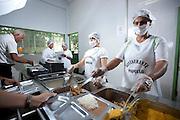 Cuiaba_MT, Brasil...Restaurante popular em Cuiaba, Mato Grosso...Popular restaurant in Cuiaba, Mato Grosso...Foto: LEO DRUMMOND / NITRO