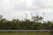Torres_RS, Brasil.<br /> <br /> Moinhos produtores de energia eolica em Torres, Rio Grande do Sul.<br /> <br /> Wind energy in Torres, Rio Grande do Sul<br /> <br /> Foto: JOAO MARCOS ROSA / NITRO