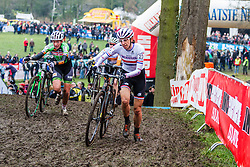 Helen Wyman (GBR), Women, Cyclo-cross World Cup Hoogerheide, The Netherlands, 25 January 2015, Photo by Thomas van Bracht / PelotonPhotos.com