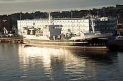 Antares LK 419 fishing trawler ship, Lerwick, Shetland Islands, Scotland