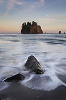 Seastacks, Second Beach, Olympic National Park