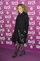 Angela Griffin, Kooza, Cirque Du Soleil, VIP night, Royal Albert Hall, London, UK. January 08, 2013. (Photo by Richard Goldschmidt)