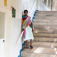 Hamlin Fistula Hospital patient in Addis Ababa