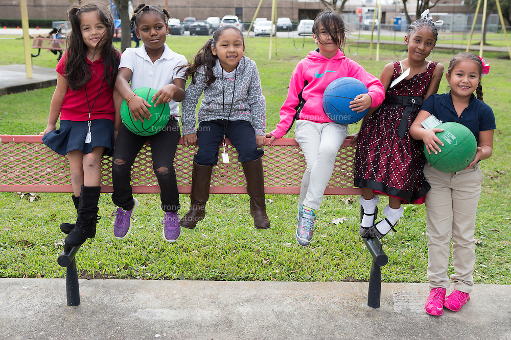 Playworks<br /> <br /> <br /> Chambers Elementary School<br /> 10700 Carvel Ln., <br /> Houston, TX 77072<br /> <br /> <br /> 1st grade <br /> <br /> No RWJF releases for any of the students
