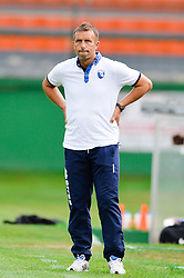 Srebrnic Miran, head coach of ND Gorica during the football match between ND Mura and ND Gorica in 1st Round of Pokal Slovenije 2015/16, at Fazanerija on August 19, 2015 in Murska Sobota, Slovenia. Photo by Mario Horvat / Sportida