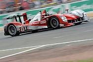 June 13th 2010, 24h Le Mans, Audi R15 TDI,  Audi Sport Team Joest, Andre Lotterer (DEU)