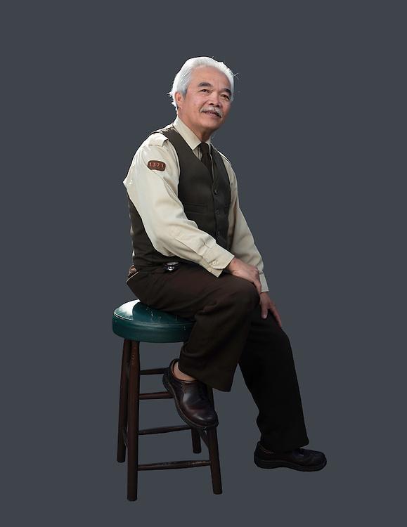 Hoang T Huynh, SFMTA/Muni's Kirkland Division, 22 Years Safe Driving | 2013 Safe Driver Awardee | October 9, 2013