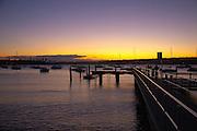 Watsons Bay at Twilight, Sydney, Australia.