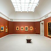 Freer Gallery of Art Whister Nocturns Gallery. James McNeill Whistler Nocturns Gallery. The Freer Gallery of Art, on Washington DC's National Mall, joined the Arthur M. Sackler Gallery to form the Smithsonian Institution's Asian art gallery. The Freer Gallery contains a sizeable collection of Asian art, but also has a major collection of works by James McNeill Whistler.