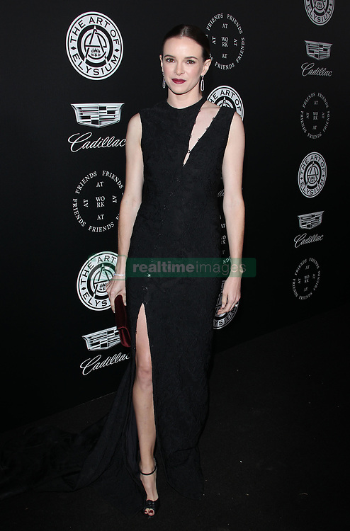 """The Art of Elysium 11th Annual Black Tie Artistic Experience """"Heaven"""". 06 Jan 2018 Pictured: Danielle Panabaker. Photo credit: Jaxon / MEGA TheMegaAgency.com +1 888 505 6342"""