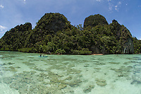 Kayaking the Raja Ampat Islands