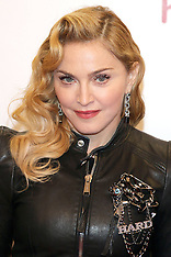OCT 17 2013 Madonna Opening of Hard Candy Fitness Club
