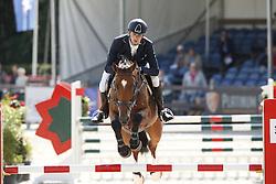 171 - Evito - Van Geel Daan<br /> 5 Jarige Springen<br /> KWPN Paardendagen - Ermelo 2014<br /> © Dirk Caremans