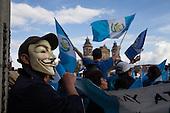 2015 Anti-Corruption Protests (Otto Perez Molina)