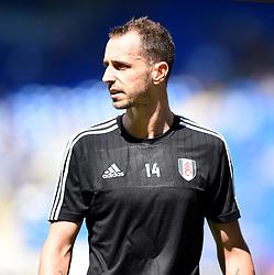 Sakari Mattila of Fulham - Mandatory by-line: Paul Knight/JMP - Mobile: 07966 386802 - 08/08/2015 -  FOOTBALL - Cardiff City Stadium - Cardiff, Wales -  Cardiff City v Fulham - Sky Bet Championship
