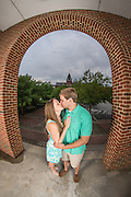 Robbie and Kasi Engagement | New Bern Photographers