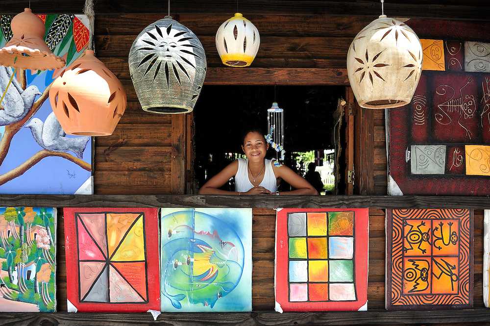 Store,Casas de mi Tierra,Cabrera, Dominican Republic, Caribbean