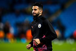 Riyad Mahrez of Manchester City - Mandatory by-line: Robbie Stephenson/JMP - 26/11/2019 - FOOTBALL - Etihad Stadium - Manchester, England - Manchester City v Shakhtar Donetsk - UEFA Champions League Group Stage