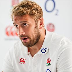 Chris Robshaw (Harlequins) - Mandatory by-line: Steve Haag/JMP - 05/06/2018 - RUGBY - Kashmir Restaurant - Durban, South Africa - England Rugby Press Conference, South Africa Tour