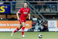 ALMELO - 14-04-2017, Heracles  Almelo - AZ, AFAS Stadion, AZ speler Ron Vlaar