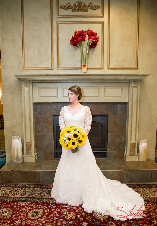 Mark & Elizabeth Wedding Album Samples | Most Holy Trinity Catholic Church and Palmetto's | 1216 Studio Wedding Photography