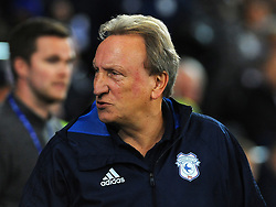 Cardiff City manager Neil Warnock looks on- Mandatory by-line: Nizaam Jones/JMP - 31/10/2017 -  FOOTBALL - Cardiff City Stadium- Cardiff, Wales -  Cardiff City v Ipswich  Town- Sky Bet Championship