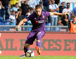 October 7, 2018 - Rome, Italy - Marko Pjaca during the Italian Serie A football match between S.S. Lazio and Fiorentina at the Olympic Stadium in Rome, on october 07, 2018. (Credit Image: © Silvia Lore/NurPhoto/ZUMA Press)
