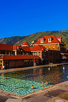 Glenwood Hot Springs, Glenwood Springs, Colorado USA