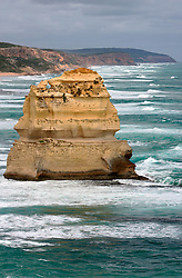 AUSTRALIA VICTORIA GREAT OCEAN ROAD 10FEB08 - View of the beach and surf near the Twelve Apostles, one of Australia's famous landmarks...jre/Photo by Jiri Rezac..© Jiri Rezac 2008..Contact: +44 (0) 7050 110 417.Mobile:  +44 (0) 7801 337 683.Office:  +44 (0) 20 8968 9635..Email:   jiri@jirirezac.com.Web:    www.jirirezac.com..© All images Jiri Rezac 2007 - All rights reserved.
