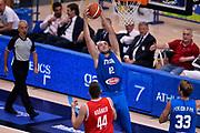 DESCRIZIONE : Trento Nazionale Italia Uomini Trentino Basket Cup Italia Austria Italy Austria<br /> GIOCATORE : Marco Cusin<br /> CATEGORIA : rimbalzo<br /> SQUADRA : Italia Italy<br /> EVENTO : Trentino Basket Cup<br /> GARA : Italia Austria Italy Austria<br /> DATA : 31/07/2015<br /> SPORT : Pallacanestro<br /> AUTORE : Agenzia Ciamillo-Castoria/Max.Ceretti<br /> Galleria : FIP Nazionali 2015<br /> Fotonotizia : Trento Nazionale Italia Uomini Trentino Basket Cup Italia Austria Italy Austria