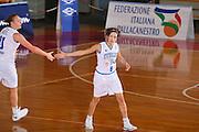 DESCRIZIONE : Schio Qualificazione Eurobasket Women 2009 Italia Bosnia <br /> GIOCATORE : Simona Ballardini <br /> SQUADRA : Nazionale Italia Donne <br /> EVENTO : Raduno Collegiale Nazionale Femminile <br /> GARA : Italia Bosnia Italy Bosnia <br /> DATA : 06/09/2008 <br /> CATEGORIA : Esultanza <br /> SPORT : Pallacanestro <br /> AUTORE : Agenzia Ciamillo-Castoria/S.Silvestri <br /> Galleria : Fip Nazionali 2008 <br /> Fotonotizia : Schio Qualificazione Eurobasket Women 2009 Italia Bosnia <br /> Predefinita :
