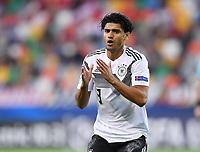 FUSSBALL UEFA U21-EUROPAMEISTERSCHAFT 2019 in Italien  Deutschland - Daenemark    17.06.2019 Mahmoud Dahoud (Deutschland) nachdenklich