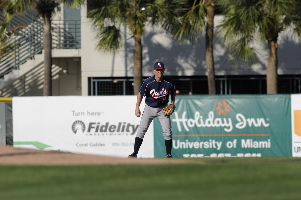2010 FAU Baseball @ Miami