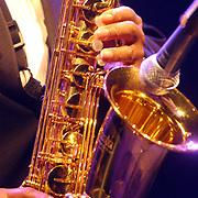 NLD/Rotterdam/20050627 - Concert BB King, saxofoon