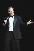 Comedian Greg Fitzsimmons performed at The Gerry Red Wilson Found. Comedy Benefit to raise awareness for Spiral Meningitis at the Town Hall in New York City on June 11, 2002 as part of the Toyota Comedy Series.<br /> photo by Jen Lombardo/PictureGroup