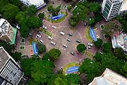 Belo Horizonte_MG, Brasil.<br /> <br /> Praca Diogo Vasconcelos na Savassi em Belo Horizonte, Minas Gerais.<br /> <br /> Diogo Vasconcelos square in Savassi, Belo Horizonte, Minas Gerais.<br /> <br /> Foto: RODRIGO LIMA / NITRO