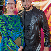 NLD/Rosmalen/20190620 - Aida in concert, Alessandro Pierotti (partner April Darby) en zijn moeder
