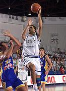Eurobasket Turchia 2001 <br /> Italia-Bosnia<br /> Alessandro De Pol