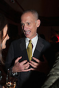 John Waters, DINNER TO CELEBRATE THE ARTISTS OF FRIEZE PROJECTS AND THE EMDASH AWARD 2012 hosted by ANDREA DIBELIUS founder EMDASH FOUNDATION, AMANDA SHARP and MATTHEW SLOTOVER founders FRIEZE. THE FORMER CENTRAL ST MARTIN'S SCHOOL OF ART AND DESIGN, SOUTHAMPTON ROW, LONDON WC1. 11 October 2012