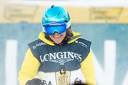 21.01.2017, Hahnenkamm, Kitzbühel, AUT, FIS Weltcup Ski Alpin, KitzCharity Trophy, im Bild Hanni Weirather-Wenzel (A1 Telekom Austria) // during the KitzCharity Trophy of FIS Ski Alpine World Cup at the Hahnenkamm in Kitzbühel, Austria on 2017/01/21. EXPA Pictures © 2017, PhotoCredit: EXPA/ Serbastian Pucher